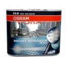 Osram Night Breaker Plus H4 12V / 55W