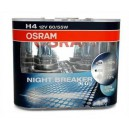 Žárovky Osram Night Breaker Plus H4 12V 60/ 55W