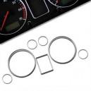 Tacho - chromované kroužky pro Audi A4 B5 / A6 4B