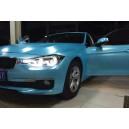 Lesklá metalická mátová modrá polepová fólie 152x50cm - interiér/exteriér_1