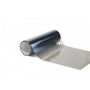 Světlá černá fólie na světla 30x1000cm