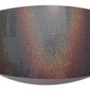 Chromovaná laserová tmavá šedá polepová fólie 152x50cm - interiér/exteriér_1