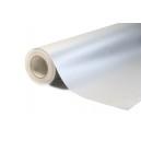 Stříbrná samolepící tapeta REN04 122x50cm - interiér/exteriér_1